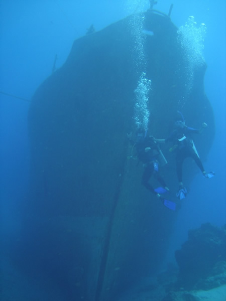 SCUBA DIVING NYC - Wreck Diving