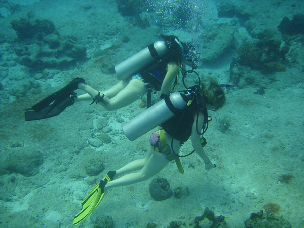 SCUBA Diving NYC - Rescue Diver Course - Freedom